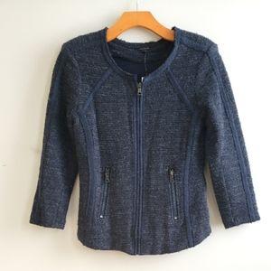 Anne Taylor Modern Tweed Jacket